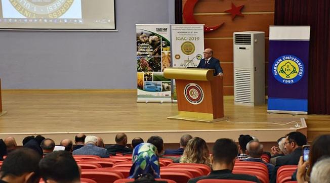 IGAC 2019 Göbeklitepe Tarım Kongresi Başladı