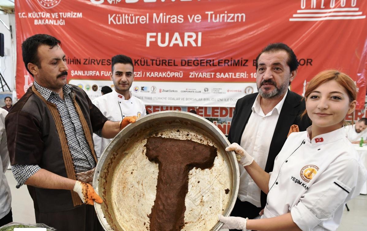 Göbeklitepe Yöresel Yemek Yarışması Düzenlendi