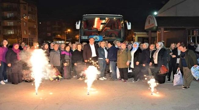 Gülüçlü Kadınlar Şanlıurfa ve Gaziantep'i Gezecek
