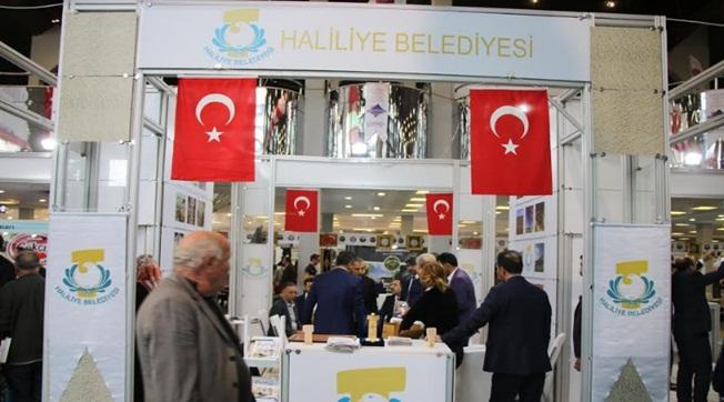 Haliliye Belediyesi Ankara'daki Tanıtım Günlerinde