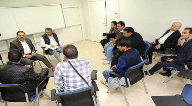 Haliliye Belediyesi EKPSS kursu Açıldı