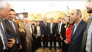 Haliliye Belediyesi Göbeklitepe Fuarında Yerini Aldı