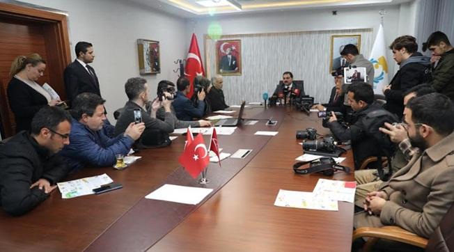 Haliliye Belediyesine 10 milyon Türk Lirası Hibe Verildi