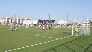 Hilvan Belediyespor Geriye Düştüğü Maçı Kazandı