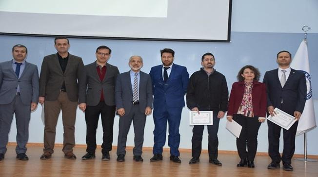 HRÜ'de Proje Bilgilendirme ve Yazma Eğitimi Verildi