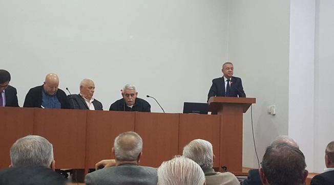 Kemal Alataş Şanlıurfa Vakfı Başkanı Seçildi