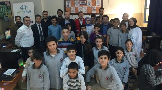 Kuveyt Türk : Urfalı çocuklarımız kod yazmada çok yetenekli