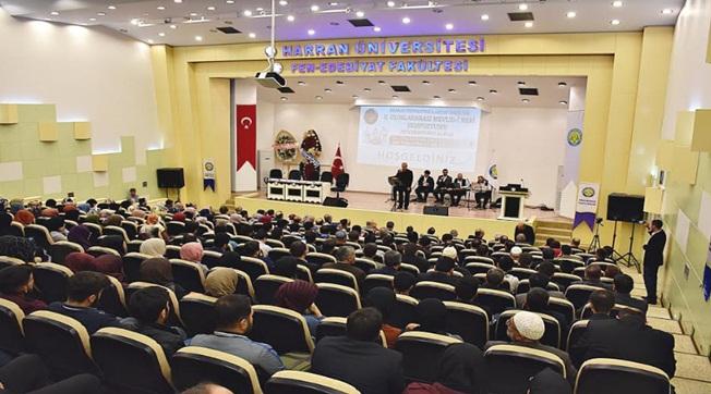 Mevlid-i Nebi Sempozyumu HRÜ'de Gerçekleşti