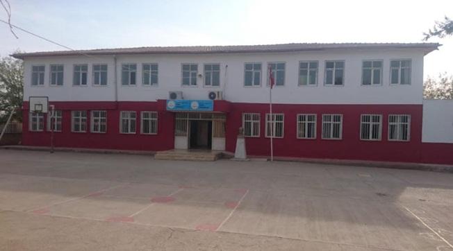 Ohali İlkokulu ve Ortaokulu Onarıldı