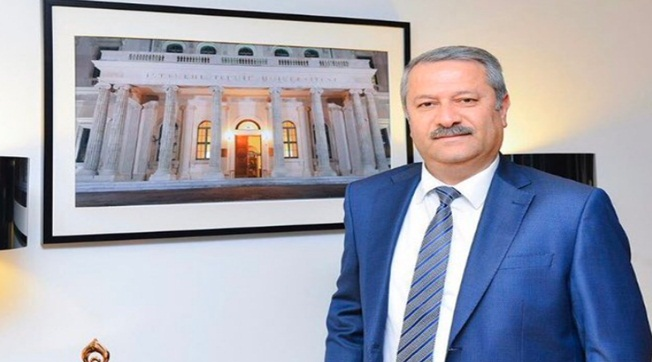 Prof.Dr. Mustafa Sait YAZGAN Rektör Yardımcısı Oldu