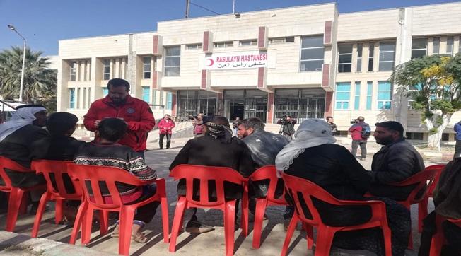 Rasulayn'da Kadın Doğum Polikliniği Hizmete Başladı