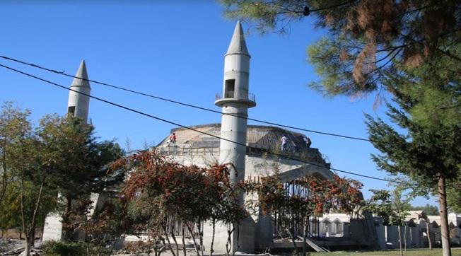 Sabır Makamındaki Cami İnşaatı Takdir Topluyor