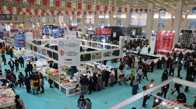 Şanlıurfa 3.Ulusal Kitap Fuarına Hazırlanıyor