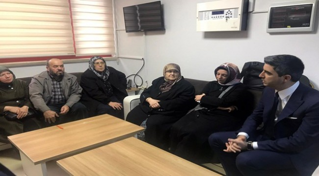 Şehit Keskin'in Annesi Hastaneye Kaldırıldı