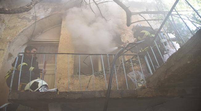 Siverek'te Ev Kundaklanması İddiası