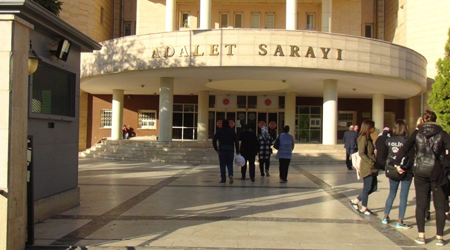 HDP'li Başkan Hatice Çevik Tutuklandı