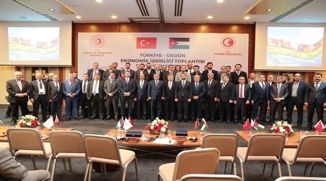 Türkiye-Ürdün İş Birliği Programı Düzenlendi