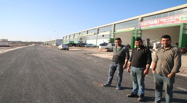 Urfa'da Kış Öncesi Asfalt Atağı