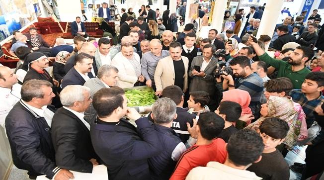 Urfa'nın Turizm Potansiyeli Artıyor