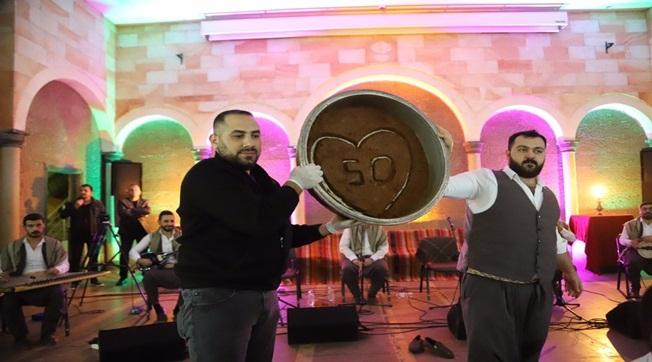 Urfa Sıra Geceleri ile Nevşehirliler Unutulmaz Bir Gece Yaşadı