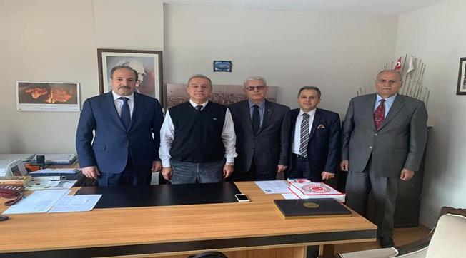 URSİAD ve Vekil Özcan'dan Alataş'a Ziyaret