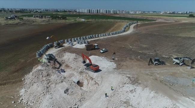 Viranşehir Sorunsuz Alt Yapıya Kavuşuyor