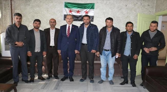 Yalçınkaya , Tel Abyad Yerel Meclisi Hayırlı Olsun