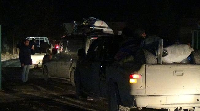 537 Suriyeli Telabyad'a Döndü
