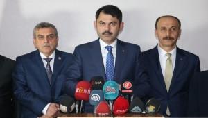 Bakan Kurum Urfa'da Açıkladı Konut Yapılacak
