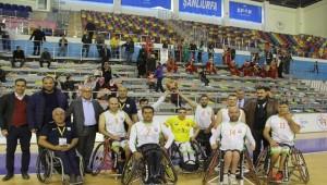 Centilmenlik Dolu Maçı Şanlıurfa Büyükşehir Kazandı