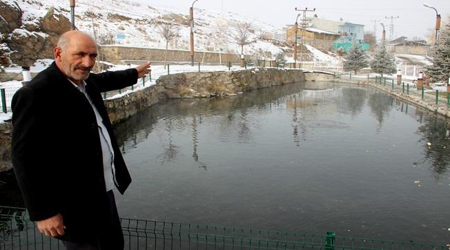Erzurum'da Balıklıgöl İddiası
