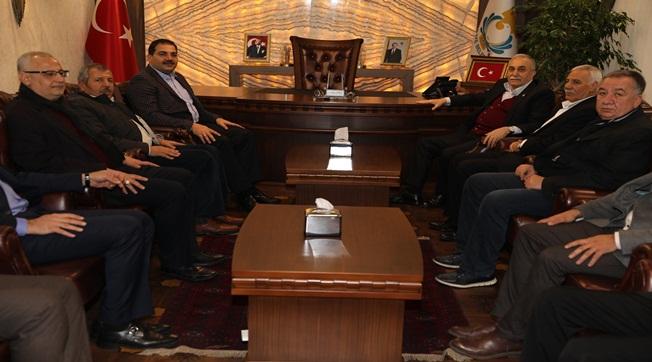 Fakıbaba'dan Haliliye Belediyesine Övgü Dolu Cümleler