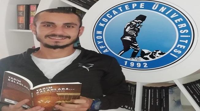 Genç Yazar Mehmet Çalışkan'ın Kitabı Yayınlandı