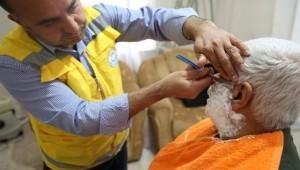 Haliliye'de Yaşlı Bireylerin Yüzünü Güldüren Uygulama