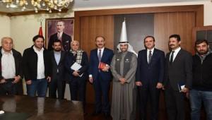 Kuveyt Necat Derneği Telabyad'da Okul Yapacak