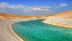 Pakdemirli : Urfa'dan Mardin'e Suni Bir Nehir Akıyor