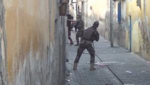PYD YPG Operasyonu 8 Zanlıdan 2'si Tutuklandı