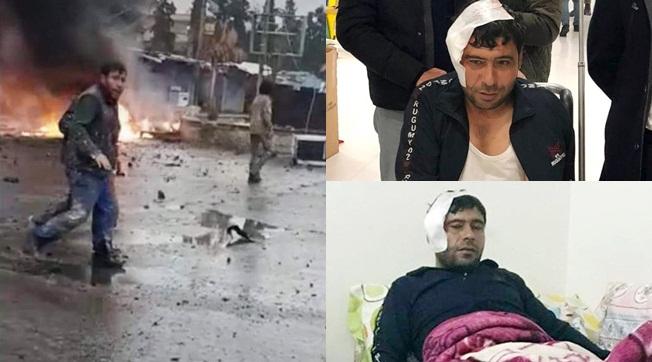 Rasulayn'daki Patlamada Belediye Personeli Yaralandı
