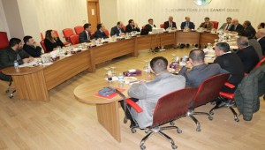 ŞEGEV 2019 Yılının Son Toplantısını Yaptı