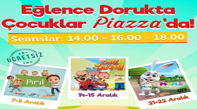 TRT Çocuk Karakterleri Urfalı Çocuklar İle Buluşacak