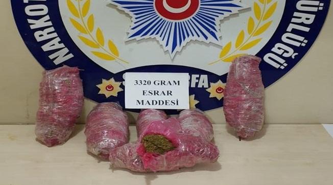 Urfa'da İki Ayrı Uyuşturucu Operasyonunda 7 Gözaltı