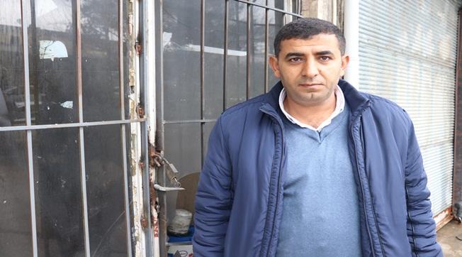 Urfa'da Silahlı Saldırıya Uğramıştı Şimdide İş Yeri Kundaklandı
