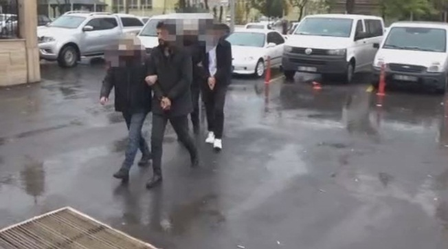 Urfa'da terör operasyonunda 3 şüpheli tutuklandı