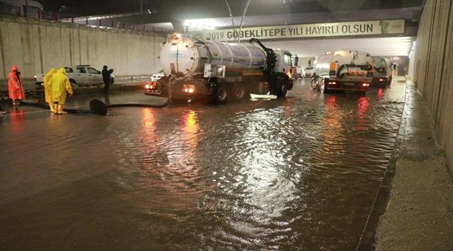 Urfa'ya Aralık Ayı Başında 90 Kilo Yağış Düştü