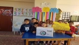Yerli Malı Haftasını Gönderilen Fındıkları Yiyerek Kutladılar