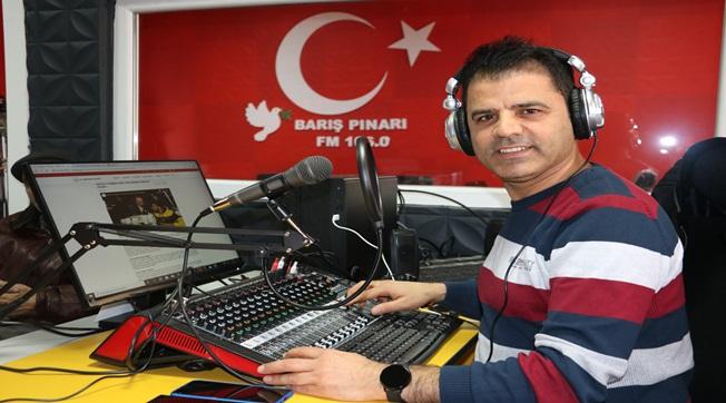 Barış Pınarı FM Yayın Yapmaya Başladı