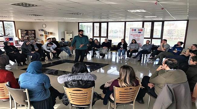 HRÜ Birçok Ülkeden Gelen Gençleri Ağırlandı