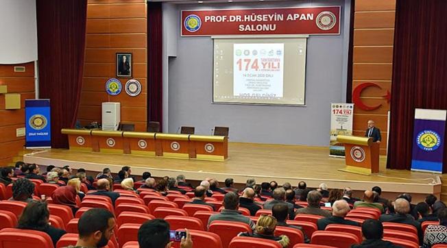 HRÜ'de Tarımsal Öğretimin 174'üncü Yılı Kutlandı