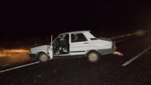 Şanlıurfa'da bomba yüklü araç imha edildi