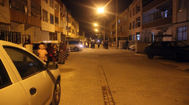 Şanlıurfa'da Depremde Korku ve Panik Yaşandı